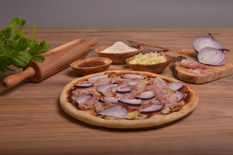 Pizza BBQ Bacon